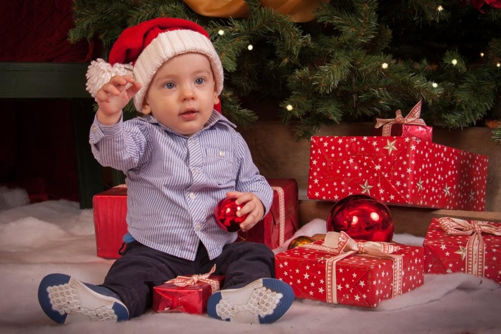 Karácsonyi családi fotózás Mór